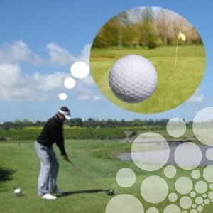 Golf visualisation