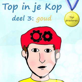 Top in je Kop - Goud
