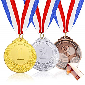 Top in je Kop - Bronzen Medaille