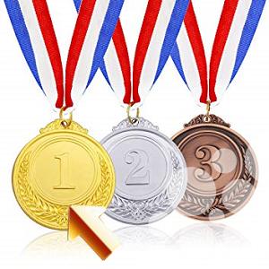 Top in je Kop - Gouden Medaille