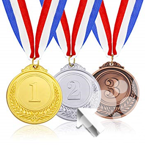 Top in je Kop - Zilveren Medaille